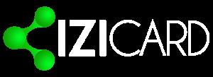 Logo IZI Card Eco Tarjetas de Presentación
